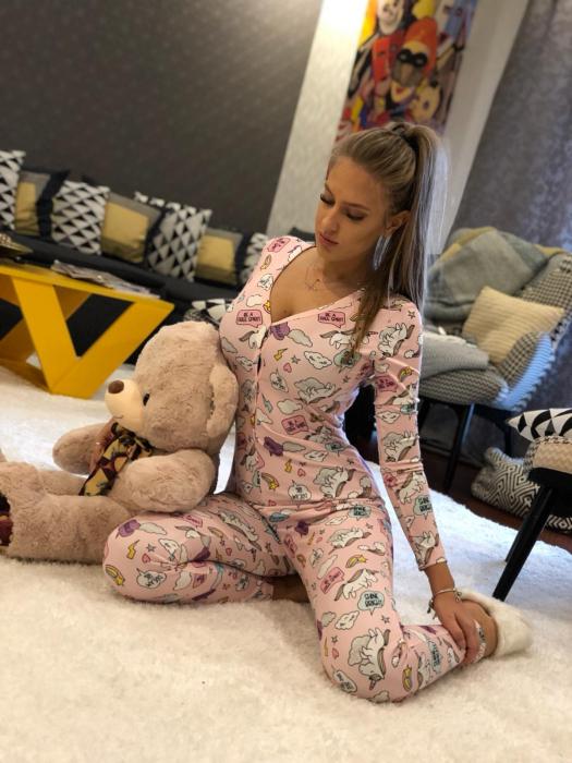 Pijama Unicorni 1