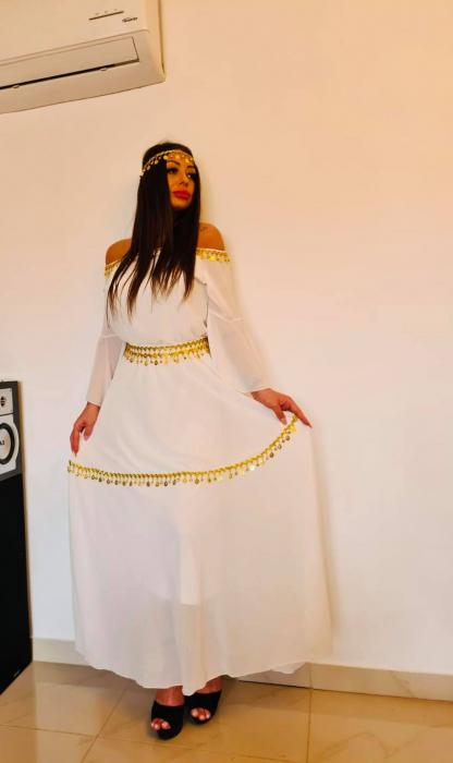Rochie Princess White [0]