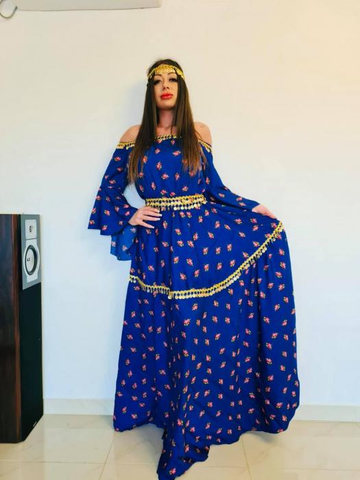 Rochie Princess BLUE [0]