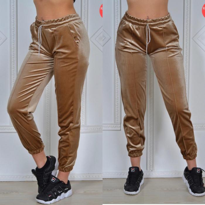 Pantaloni PUCKA - GOLD [0]