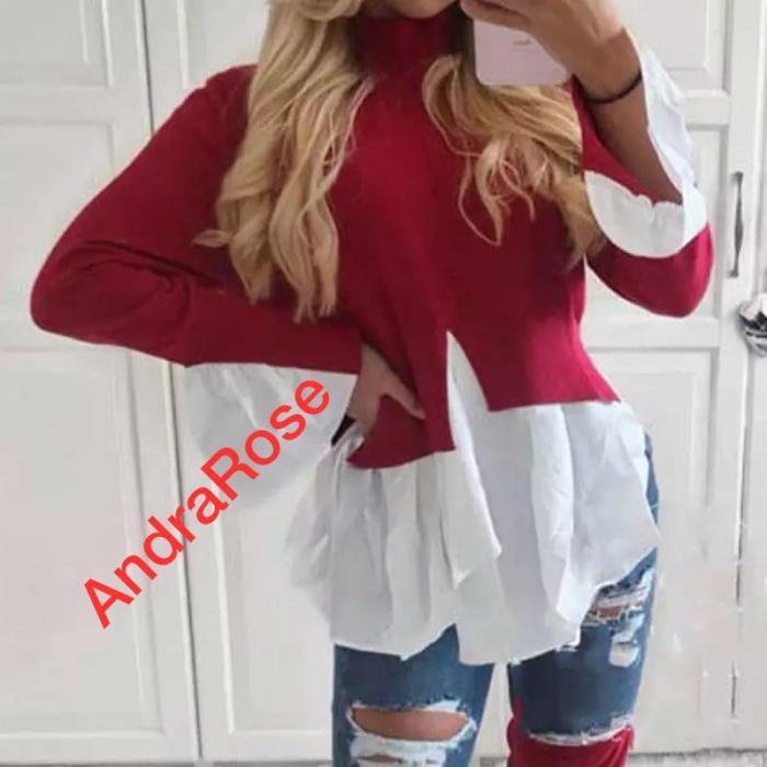Bluza Red&White [0]