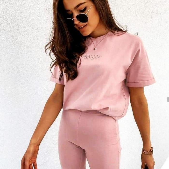 Compleu roz pal MANUEL 1