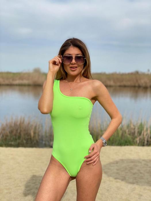 Costum de baie Bianca - Verde [0]