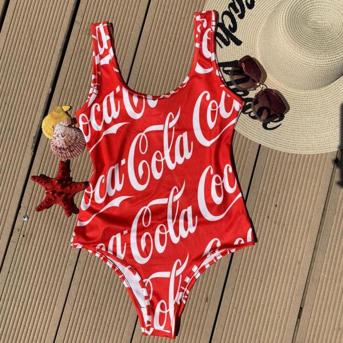 Costum de baie - COCA COLA [0]