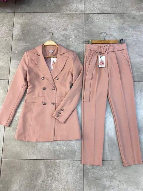 Costum ellegance - Baby pink [0]