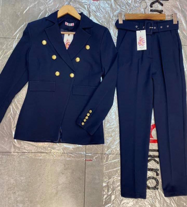 Costum ellegance - Dark blue [0]