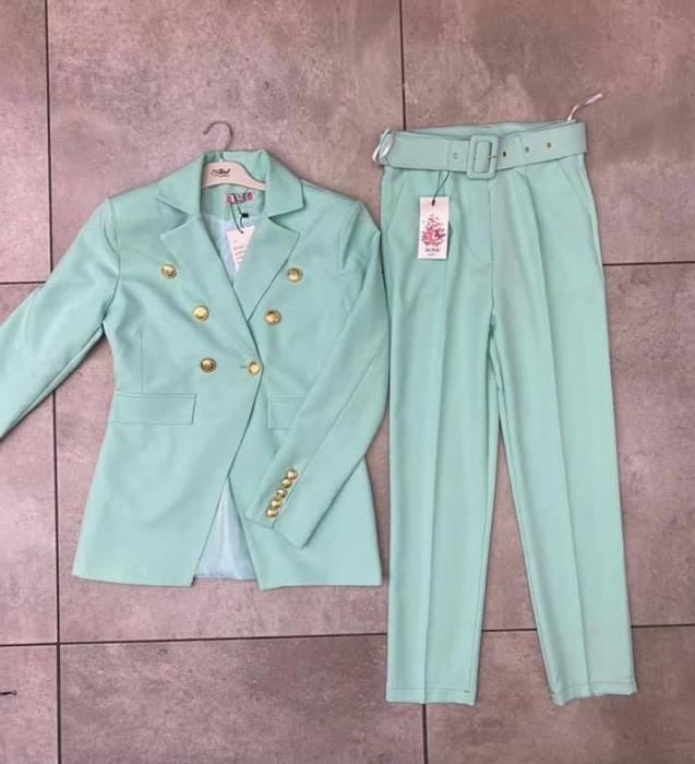 Costum ellegance - Mint Green [0]