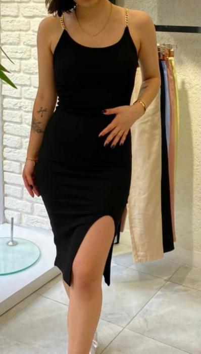 Rochie Kllara - Negru [0]