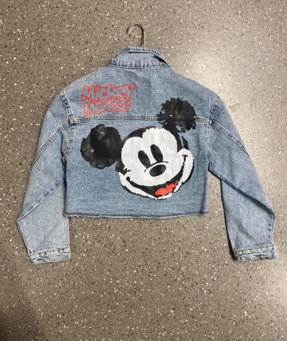 Geaca Mickey - ALBASTRU [0]