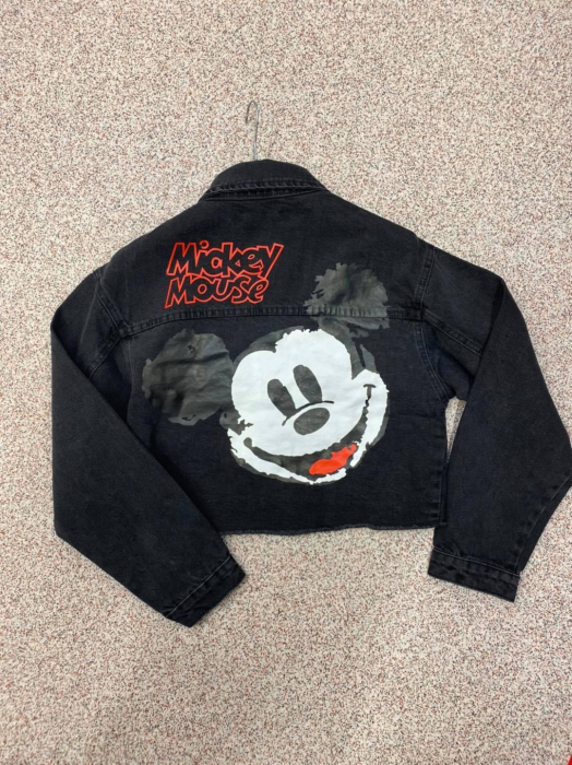 Geaca Blug Mickey Mouse Black [0]