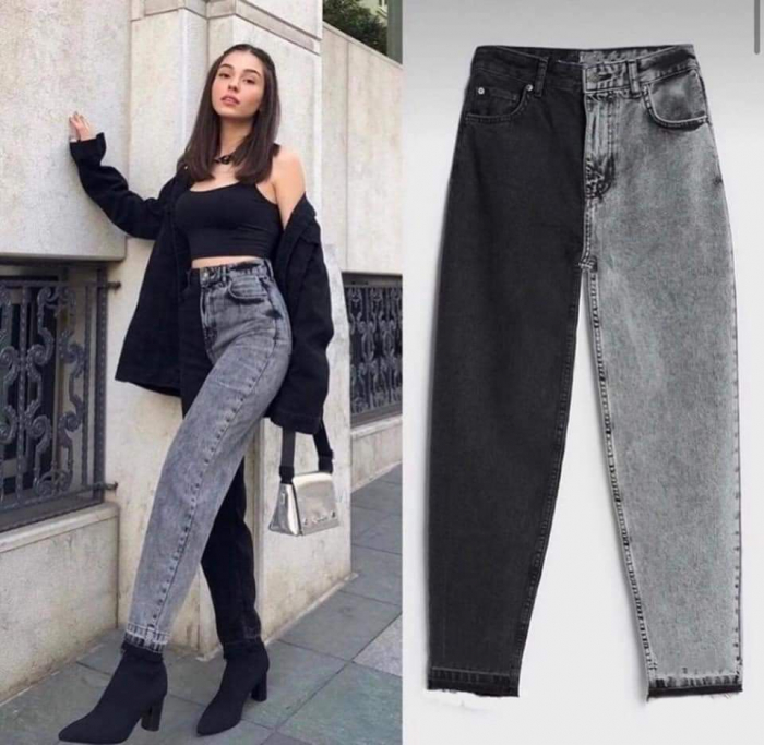 Jeans Duo-GRI 0
