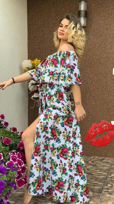 Rochie FLOWERS [1]