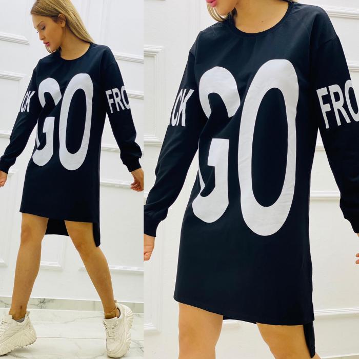 Rochie neagra GO [0]