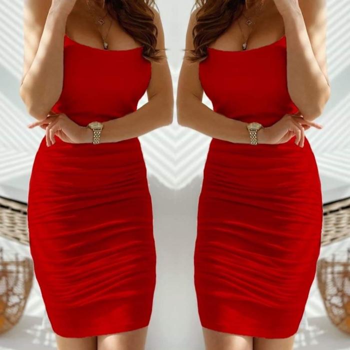 Rochie skinny RED 0