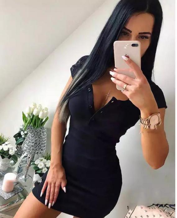 Rochie Tania - Negru [0]