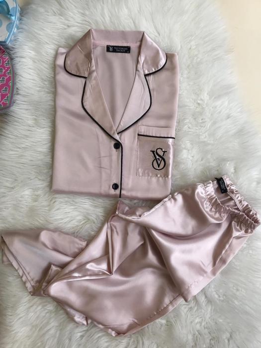 Pijama Luxury - PINK 0