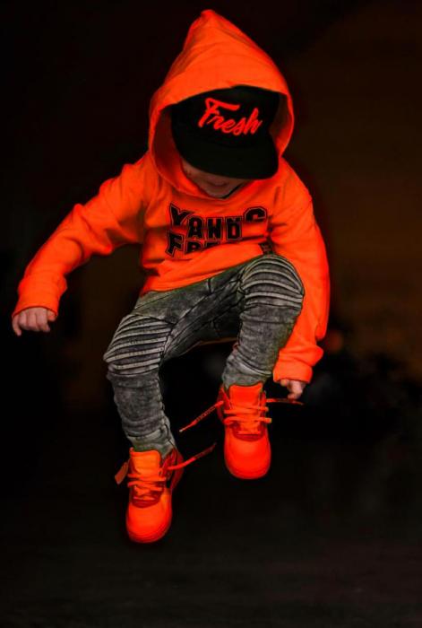 Set KIDS portocaliu [0]