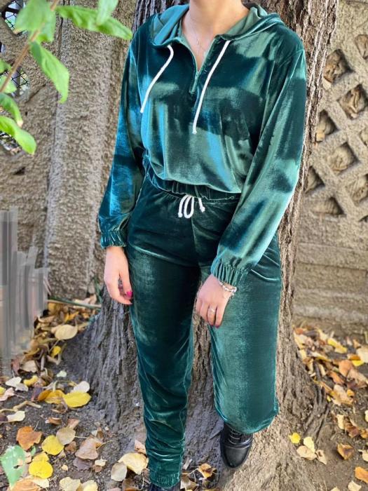 Trening verde smarald MINA 1