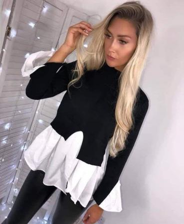 Bluza Black&White4