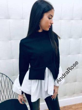 Bluza Black&White0