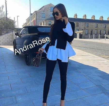 Bluza Black&White [5]