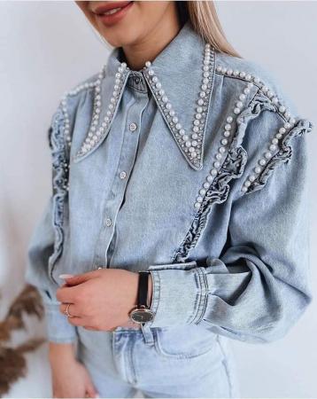 Camasa Jeans - Albastru [0]