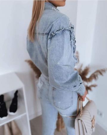 Camasa Jeans - Albastru [2]
