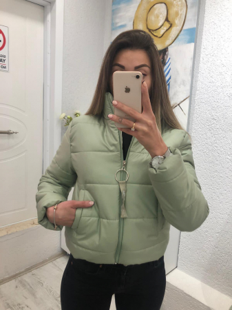 Geaca Ami - Verde Menta0