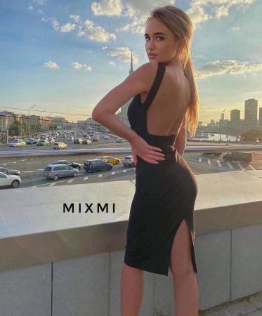 Rochie MixMi Neagra [0]