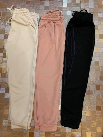 Pantaloni bej SPARKLY1