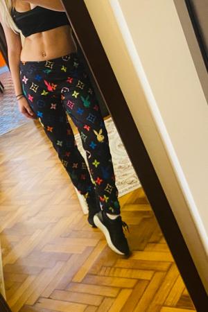 Pantaloni BUNNY [2]