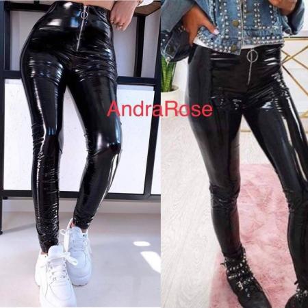 Pantaloni latex EVA1