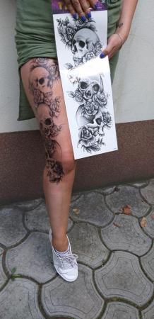 Tatuaj de brat sau picior [1]