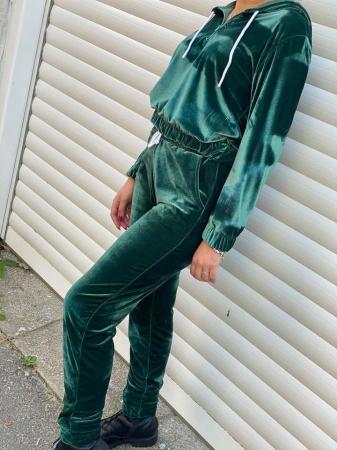 Trening verde smarald MINA2