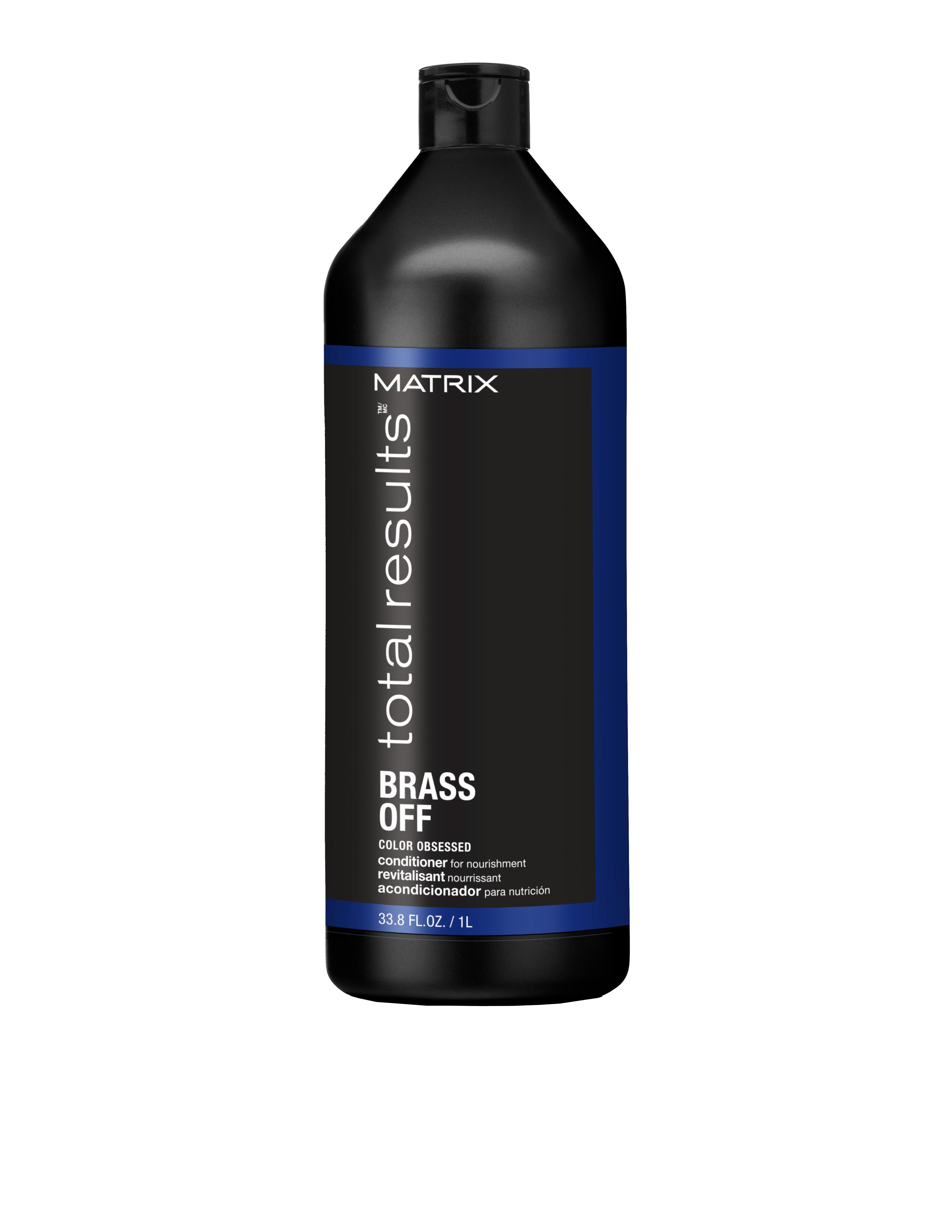Balsam Matrix Total Results Brass Off 1000 ml [0]