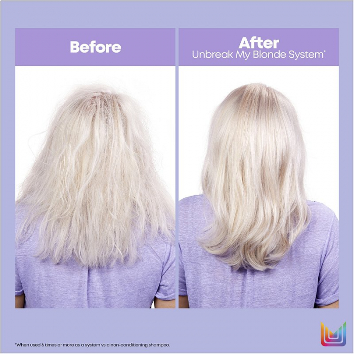 Matrix TR Unbreak My Blonde Shampoo 300ml [2]