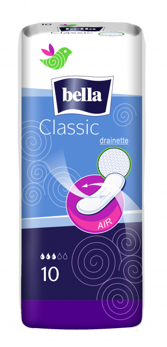 Absorbante Bella Classic 10 buc. [0]