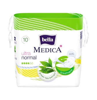 Absorbante Bella Medica Ultra Normal 10 buc. [0]