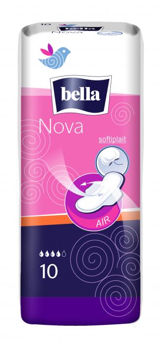 Absorbante Bella Nova 10 buc. [0]
