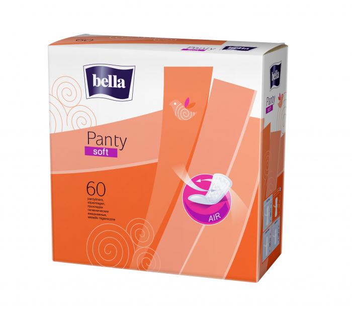 Absorbante Bella Zilnice Traditionale Panty Soft 60 buc. [0]