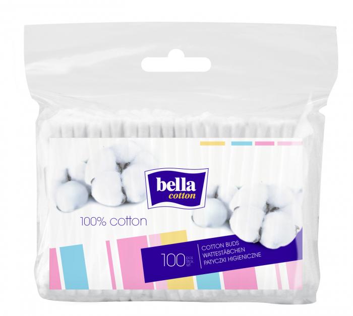 Betisoare Bella Igienice Punga 100 buc. [0]
