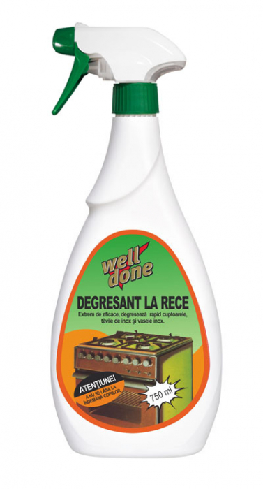 Degresant Well Done La Rece 750 ml [0]