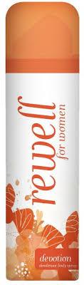 Deospray Well Done For Women Rewell Devotion 150 ml [0]