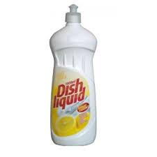 Detergent De Vase Well Done Lemon Essence 1000 ml [0]
