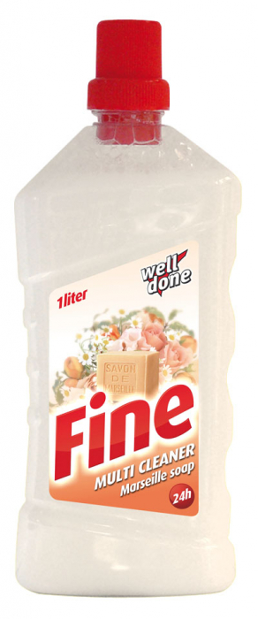 Detergent Well Done Universal Multicleaner Fine Marseille Soap 1000 ml [0]