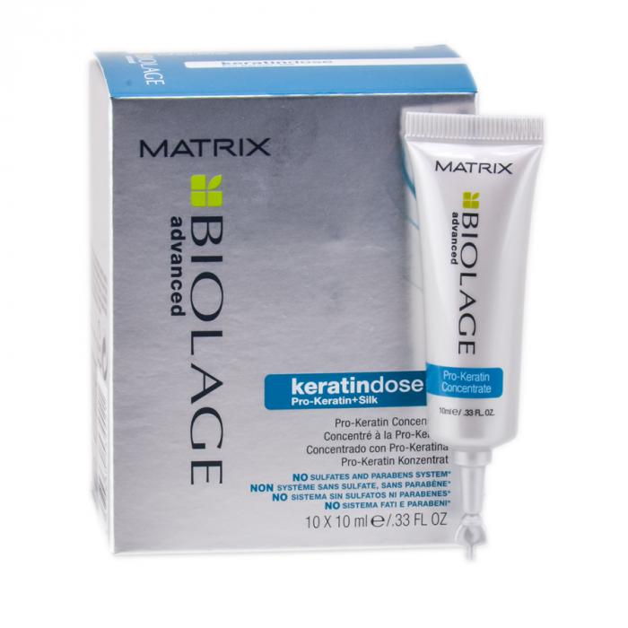 Fiole Matrix Biolage Keratindose 10x10 ml [0]