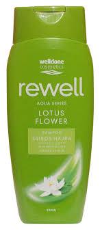 Gel De Dus Well Done For Woman Rewell Lotus Flower 300 ml [0]