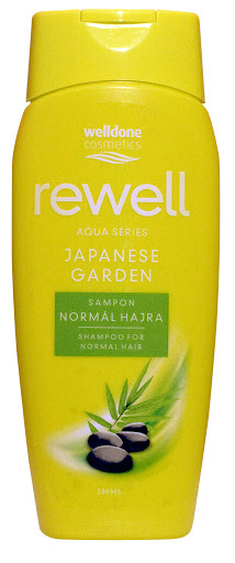 Gel De Dus Well Done For Women Japanese Garden 300 ml [0]