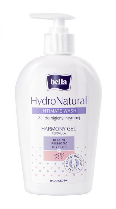 Gel Intim Bella Hydro Natural 300 ml [0]