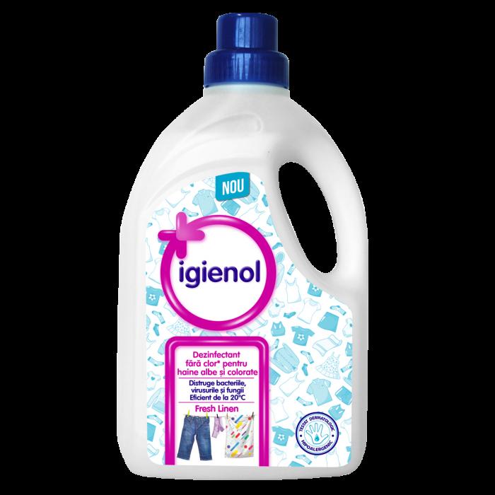 Igienol Virucid Dezinfectant lichid pentru haine Fresh Linen [0]